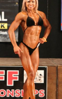 Bodyfitness UKBFF British Championships