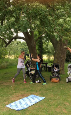 Bootcamp for Mums with Karen Pictures