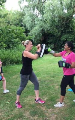 Post Natal Training Cambridge Pictures