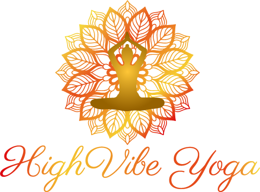 High Vibe Yoga Logo