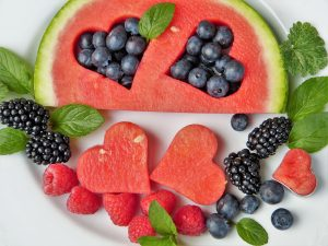 Foods with high vibration and prana energy