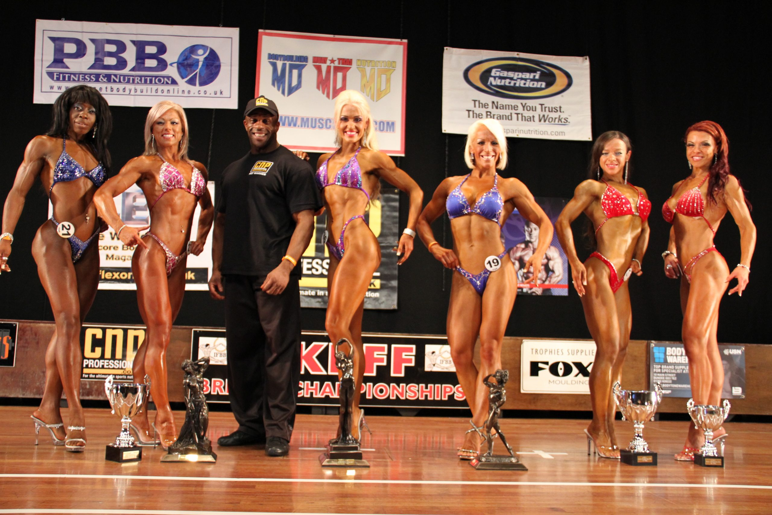 Bodyfitness karen norris top 6