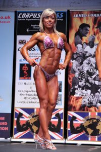 Karen Norris Bodyfitness champion